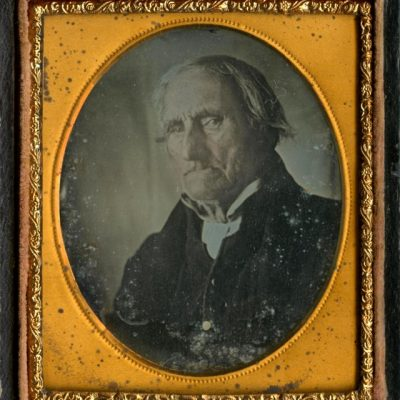 Conrad Heyer az 1852-ben készült dagerrotípián