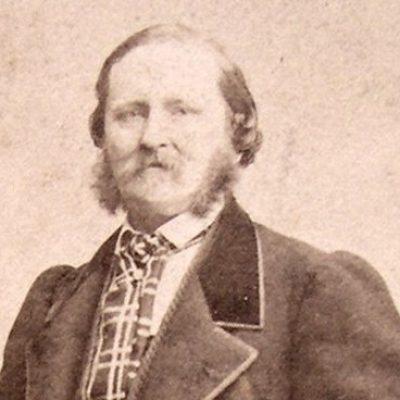 Édouard-Léon Scott de Martinville, francia nyomdász és feltaláló (1817-1879)