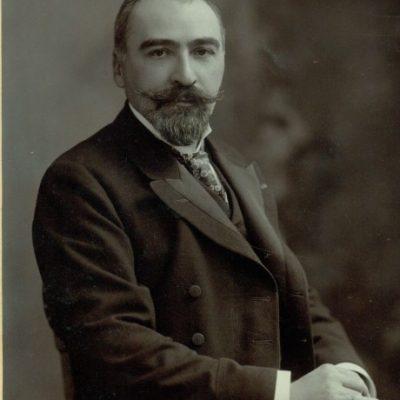 Emil Gerbeaud (1854-1919) svájci cukrász, csokoládé-készítő mester