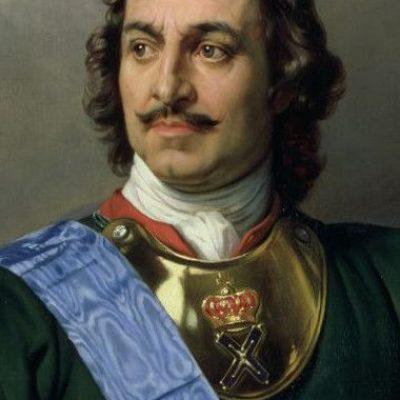 I. Nagy Péter orosz cár (1672-1725)