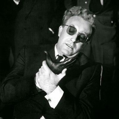 Peter Sellers mint Dr. Strangelove